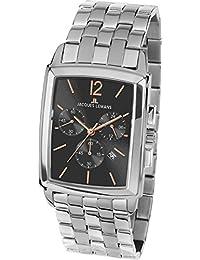 Jacques Lemans Herren-Armbanduhr 1-1906G