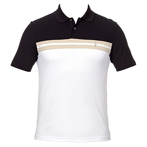 polo-extra-dry-manches-courtes-homme-blanc