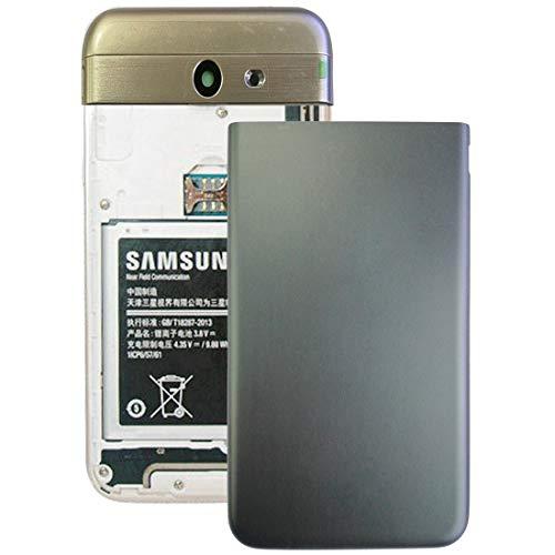 Godlikematealliance Back Cover GuoBo Backcover Back Cover für Galaxy J7 V / J727V (Verizon) (Grau) (Farbe : Grey)