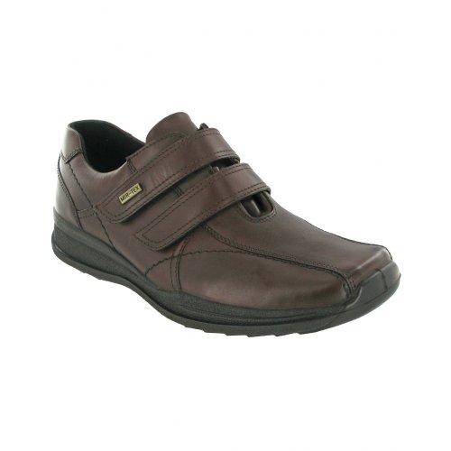 Cotswold Ashchurch W/P Schuhe mit Klettverschluss Braun