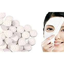 Out Of Box Facial Paper Compress Mask Set of 24 Pieces