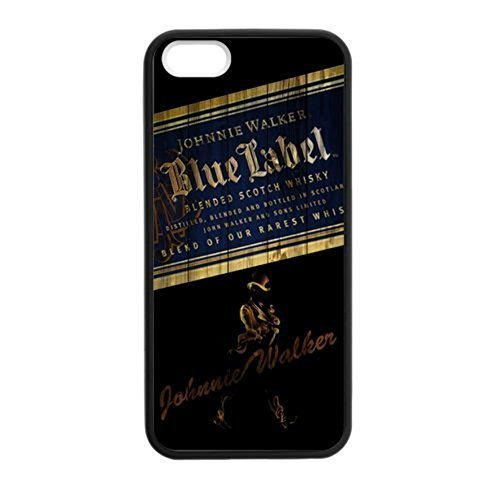 johnnie-walker-blue-black-pattern-silicone-rubber-non-slip-protective-cover-case-skin-for-apple-ipho