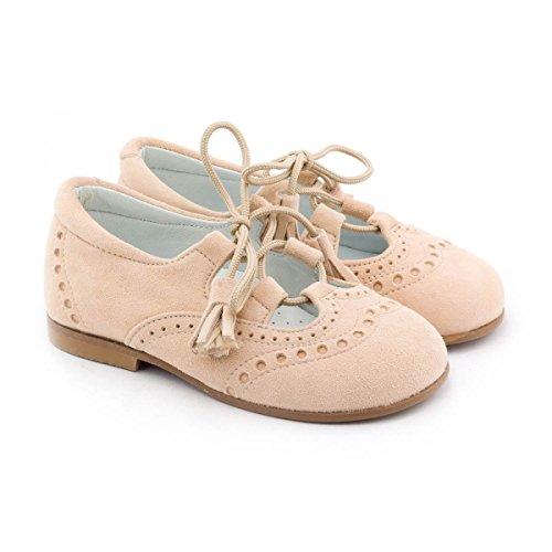 Boni Claudia - chaussure cérémonie premier pas Rose