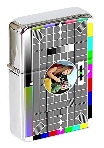 TV Test Karte Feuerzeug