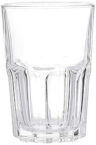 Luminarc Temp Granity Highball Glass Tumbler Set, 350ml, Set of 6, Transparent