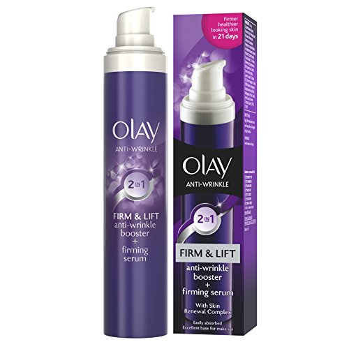 OLAY Anti-Wrinkle 2 in1 Day Cream + Serum 50ml - Day Cream Olay
