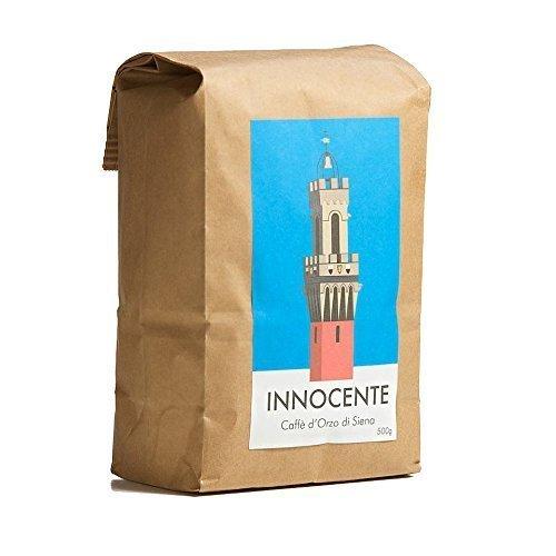 Innocente Caffe d'Orzo, Naturally Caffeine Free Tuscan Barley Coffee 500g