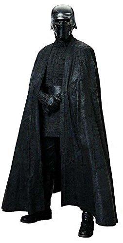 Xcoser Kylo Kostüm SW 8 Cosplay Outfit Deluxe Herren Kapuze Robe Umhang mit Gürtel für Erwachsene Halloween ()