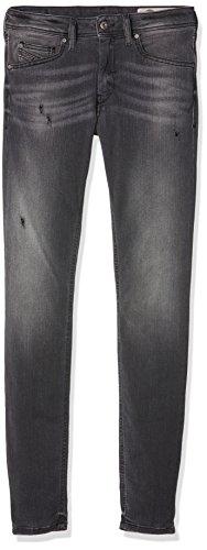 Diesel 0677i, Pantalon Homme Noir (2)