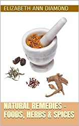 Natural Remedies - Foods, Herbs & Spices (Naturopathic Nutritional Medicine Book 3)