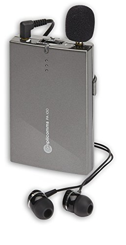 amplicomms PA 100, Hörverstärker mit Richtmikrofon