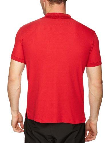 Helly Hansen Herren Poloshirt Driftline rot