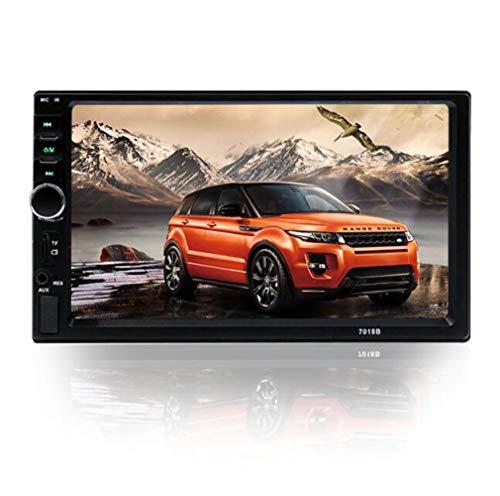 Huashao HD 7 Pollici Auto MP4 Auto MP5, Bluetooth Radio di priorità di inversione di Mani libere 7018B
