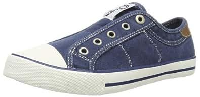 s.Oliver Casual 5-5-24605-22 Damen Sneaker, Blau (Navy 805), EU 41