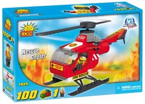 Cobi-Action-Town-Helicopter-Bricks-Game