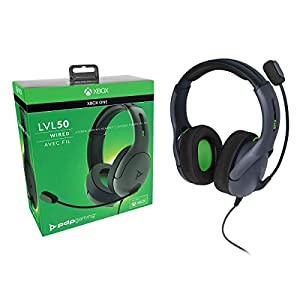 LVL50 Wired Headset XB1 Grey