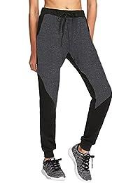 Yoga Hosen Damen,LUCKYCAT Frauen Tech Mesh Sport Leggings Fitness Hohe  Taille… 401435aec1