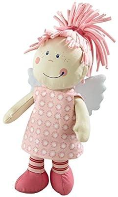 Haba 3951 Pure Nature - Muñeca de ángel de la guarda Tine por Haba