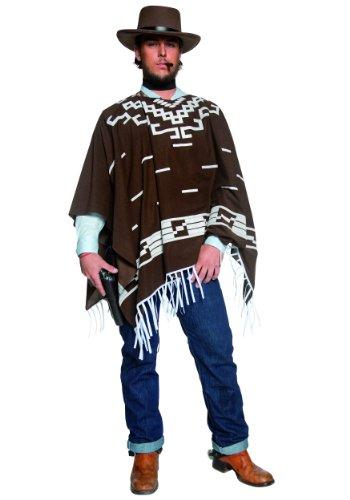 Gunman Western Kostüm - Smiffys Western Gunman Fancy Dress Costume X-Large