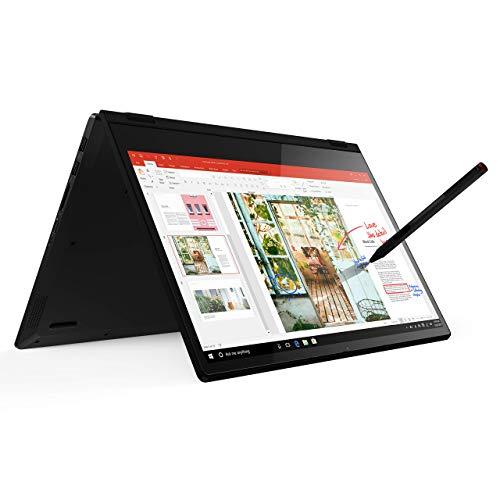 Lenovo Flex 14 2-in-1 Convertible Laptop, 14 Inch FHD (1920 X 1080) Touchscreen Display, AMD Ryzen 5 3500U Processor, Radeon Vega 8 Graphics, 8GB DDR4 RAM, 256GB NVMe SSD, Win 10, Black, Pen Included