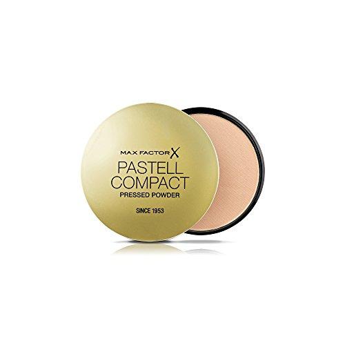 Max Factor Pastell Compact Powder Pastell 4 – Mattierendes Puder Make-up – Fixierpuder für Foundation und Rouge – 1 x 20 ml