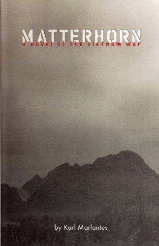 Book cover for Matterhorn