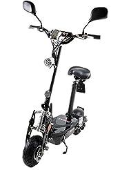 MACH1® Elektro E-Scooter mit EU Strassenzulassung 20Km/h Mofa Modell-2 EEC 36V/500W (Es besteht keine Helmpflicht für diesen Scooter)
