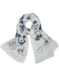 CODELLO MAGIC Schal MICKEY BEACH offwhite blau 81033817