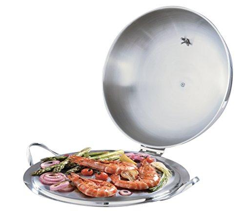Mastrad O 'plancha plaque de cuisson et accessoires One Size Argenté