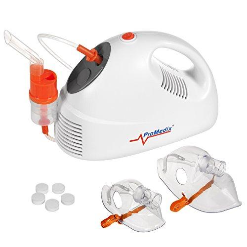 Promedix PR-825, PR-820 - inhalador, conjunto nebulizador