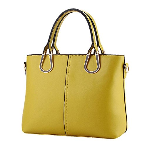 koson-man-borsa-vintage-da-donna-borsetta-per-impugnatura-giallo-giallo-kmukhb268