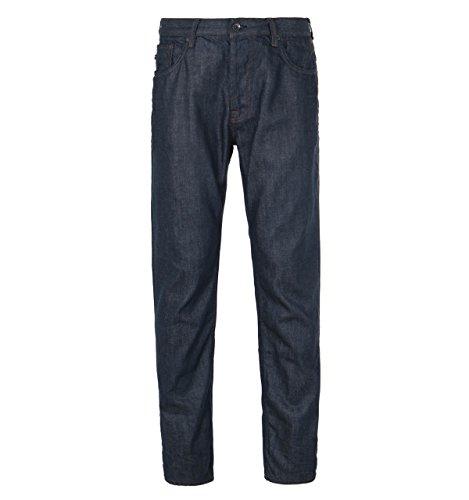 Luke 1977 Herren Freddie Slim Straight 5 Pocket Western Jean - 3D RAW