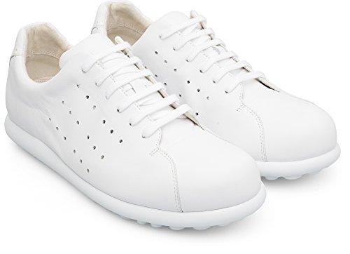 Camper Pelotas K100191-003 Chaussures décontractées Homme Blanc