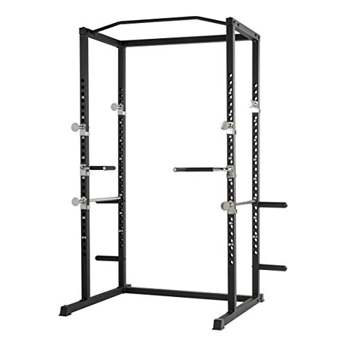 Tunturi WT60 Cross Fit Rack, Nero, 1