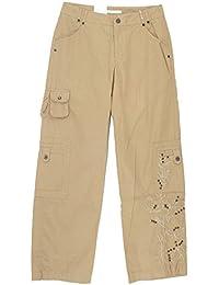 Mac, Damen Jeans Hose, Cosima Bamboo,Popeline,camelbraun  17046  8e49a11b91