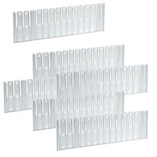 TANOS systainer® T-Loc II Fachteiler grau 80101032 6 Stück