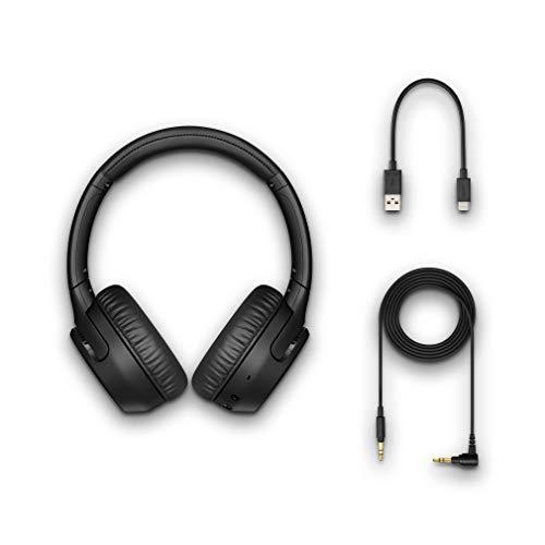 Sony WH-XB700 Wireless Extra Bass Headphones (Black) Image 5