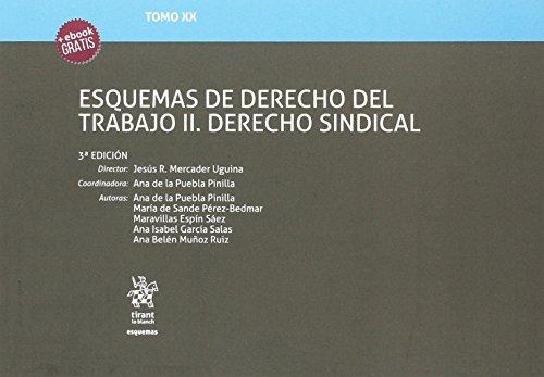 Esquemas de derecho del trabajo II : derecho sindical por Jesús Rafael . . . [et al. ] Mercader Uguina