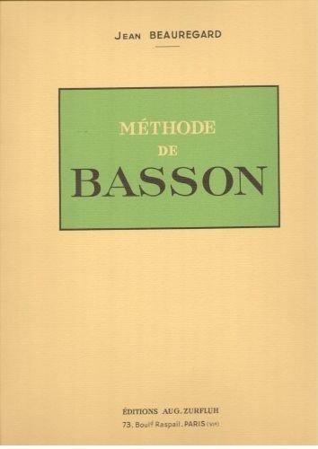 ROBERT MARTIN BEAUREGARD J. - METHODE DE BASSON Klassische Noten Fagott