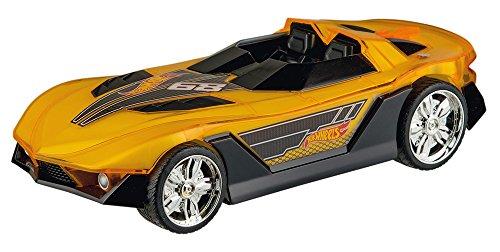 Happy People 35945-Toy State, Hotwheels, Hyper Racer, yur So Fat, Vehículo