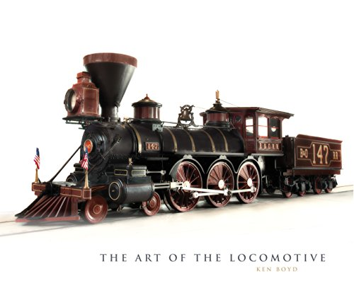 The Art of the Locomotive par Ken Boyd