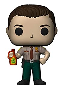Funko- Pop Vinilo: Super Troopers S2: Rabbit Figura Coleccionable, Multicolor, Estándar (39324)