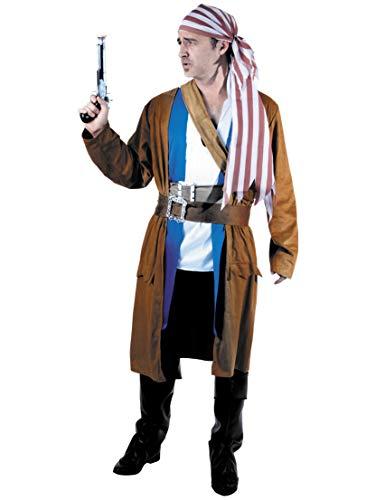Kostüm Le Corsaire - Party Pro-865136-Pirat Kostüm, Größe M/L