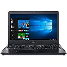 "Acer Aspire F5-575 - Ordenador portátil de 15.6"" HD (Intel Core i7-7500U, 8 GB RAM, 1 TB HDD + 128 GB SSD, Nvidia GTX 950M 4 GB, Windows 10); Negro - Teclado QWERTY Español"