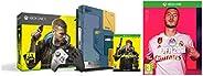 Xbox One X Cyberpunk 2077 Limited Edition Bundle (1TB)&FIFA 20 (Xbox