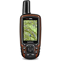 Garmin GPSMAP 64s Handheld Navigator,Black/Red