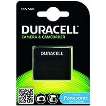 Duracell DR9702B - Batería de videocámara 7.4 V, 2100 mAh (reemplaza batería original de Panasonic VW-VBG260)