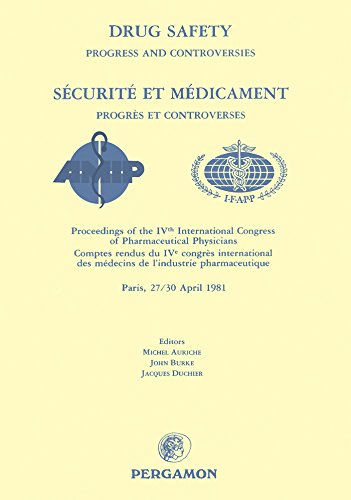 Drug Safety: Progress And Controversies por Michel Auriche Gratis