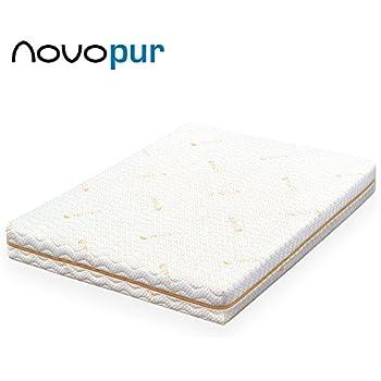 Matelas latex 100% naturel 90x190 - Novopur