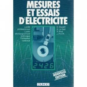 Mesures et essais d'électricité
